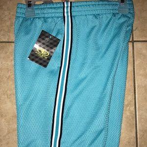 Brand new Athletic Works blue boys shorts